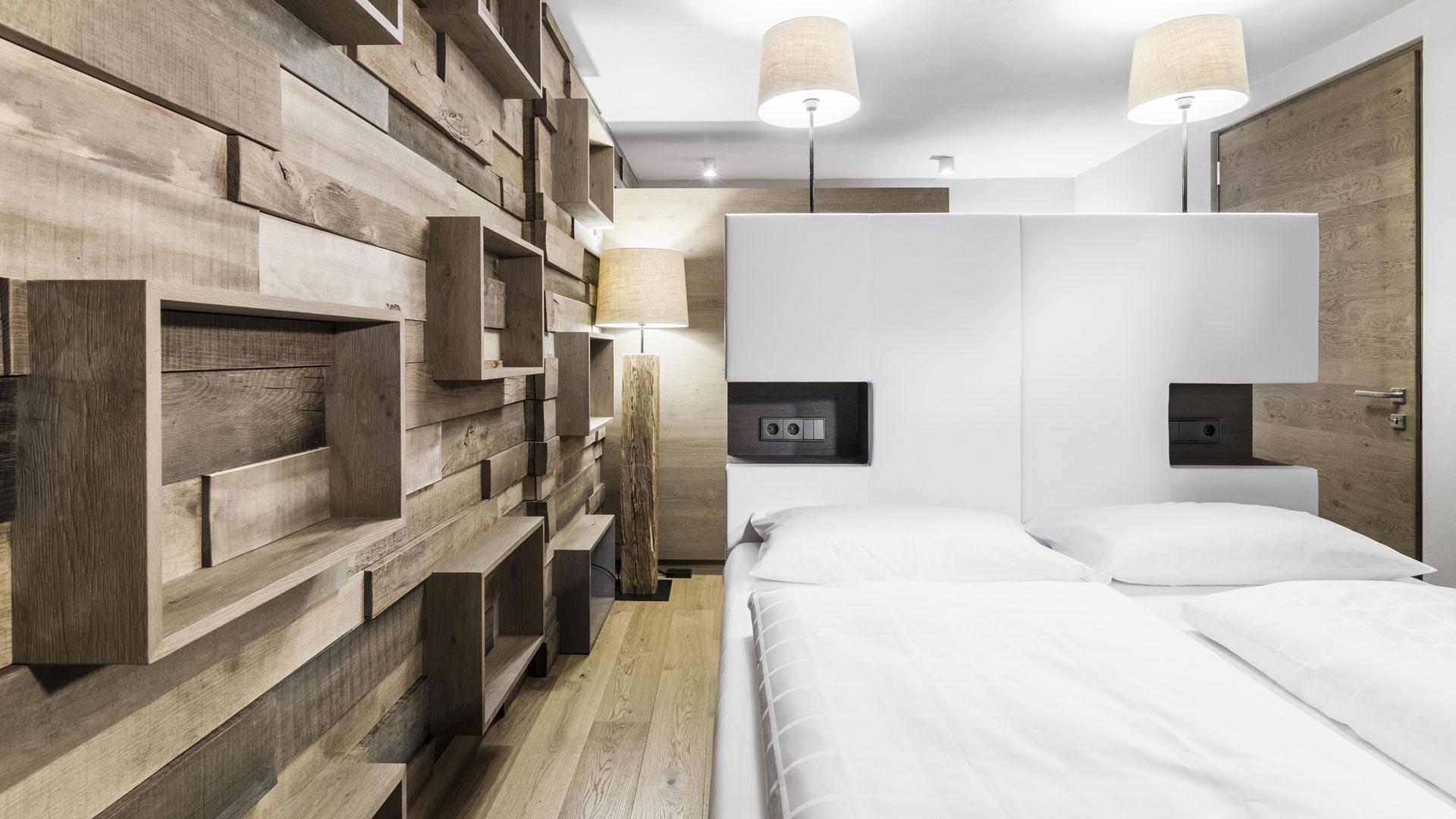 Traumhafter skiurlaub in den dolomiten for Design hotels skiurlaub